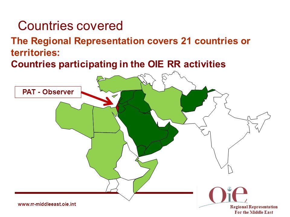 Regional Representation