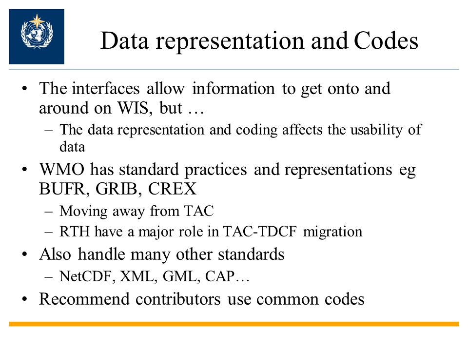 Data representation and Codes