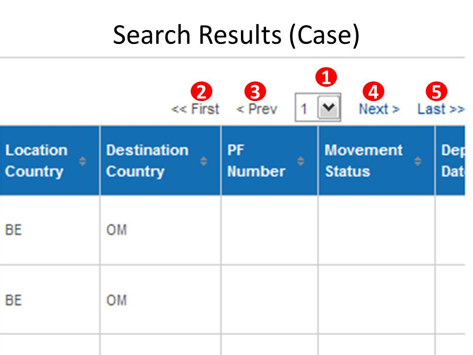 Search Results (Case) 1. 2. 3. 4. 5.