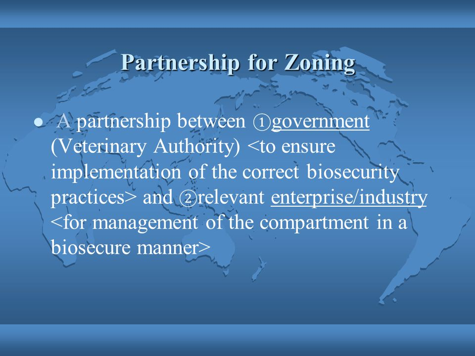 Partnership for Zoning