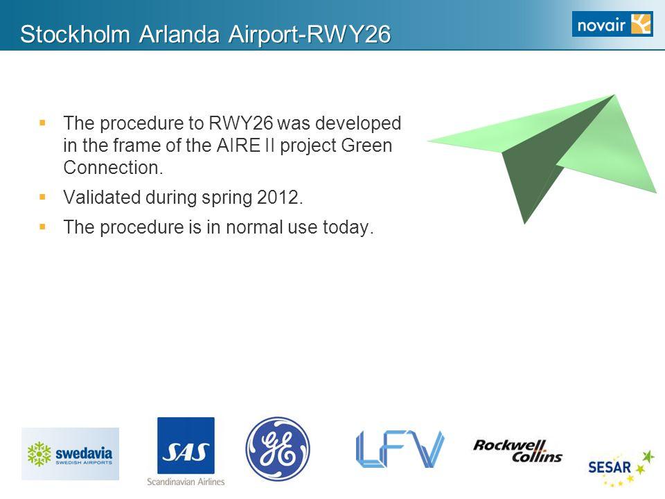 Stockholm Arlanda Airport-RWY26