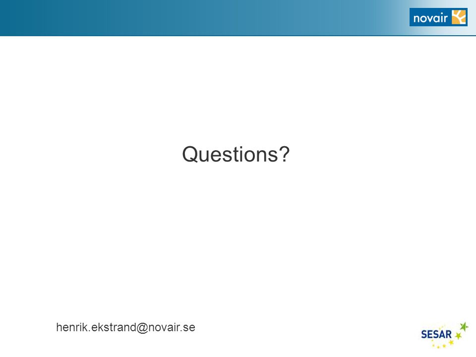 Questions henrik.ekstrand@novair.se