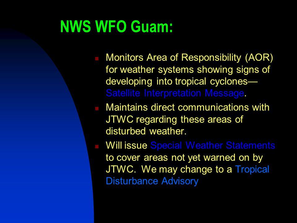 NWS WFO Guam: