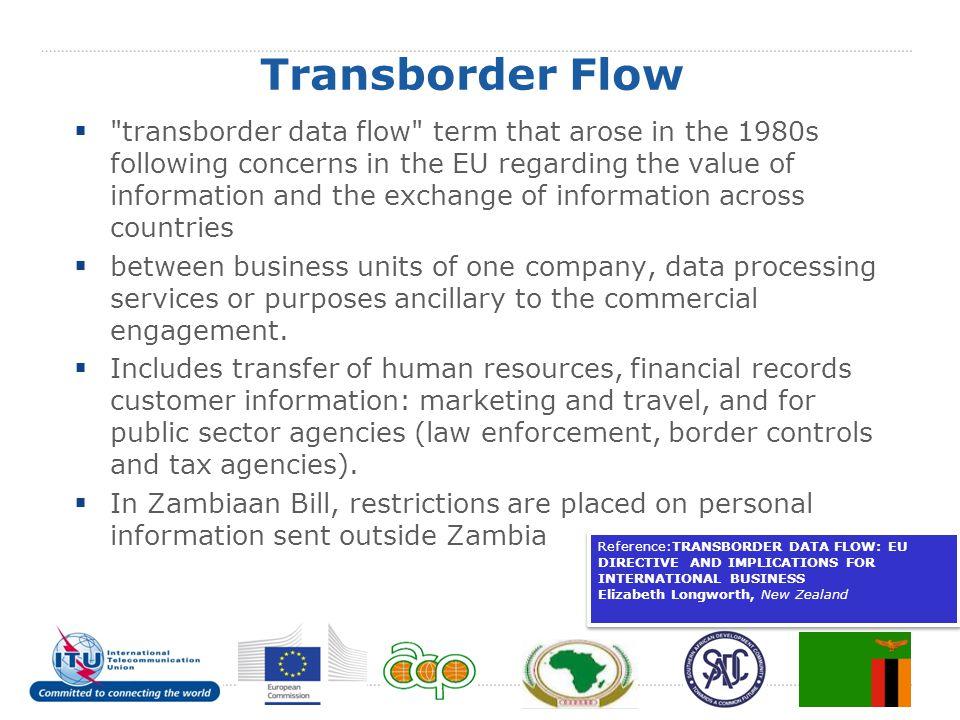 Transborder Flow