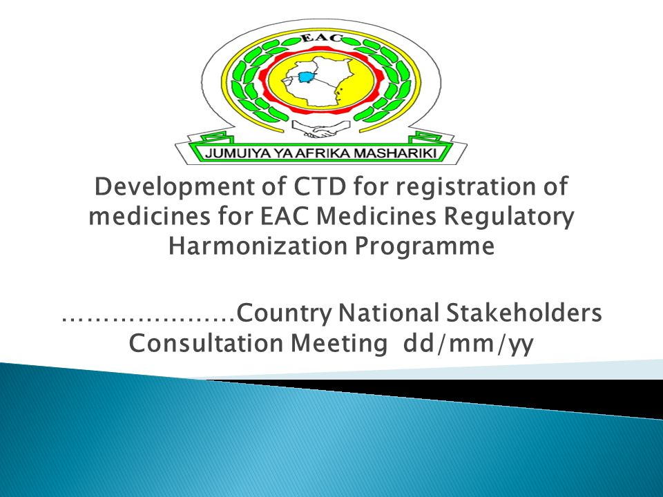 …………………Country National Stakeholders Consultation Meeting dd/mm/yy