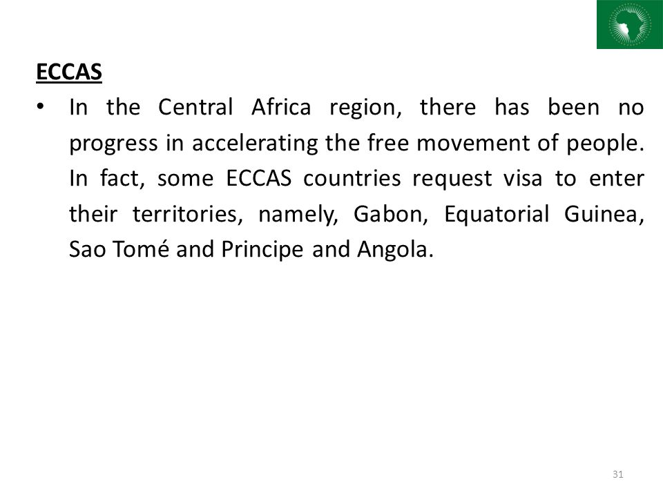 ECCAS