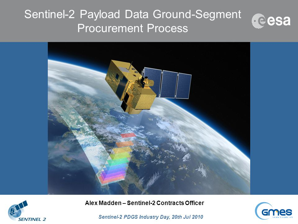 Sentinel-2 Payload Data Ground-Segment Procurement Process