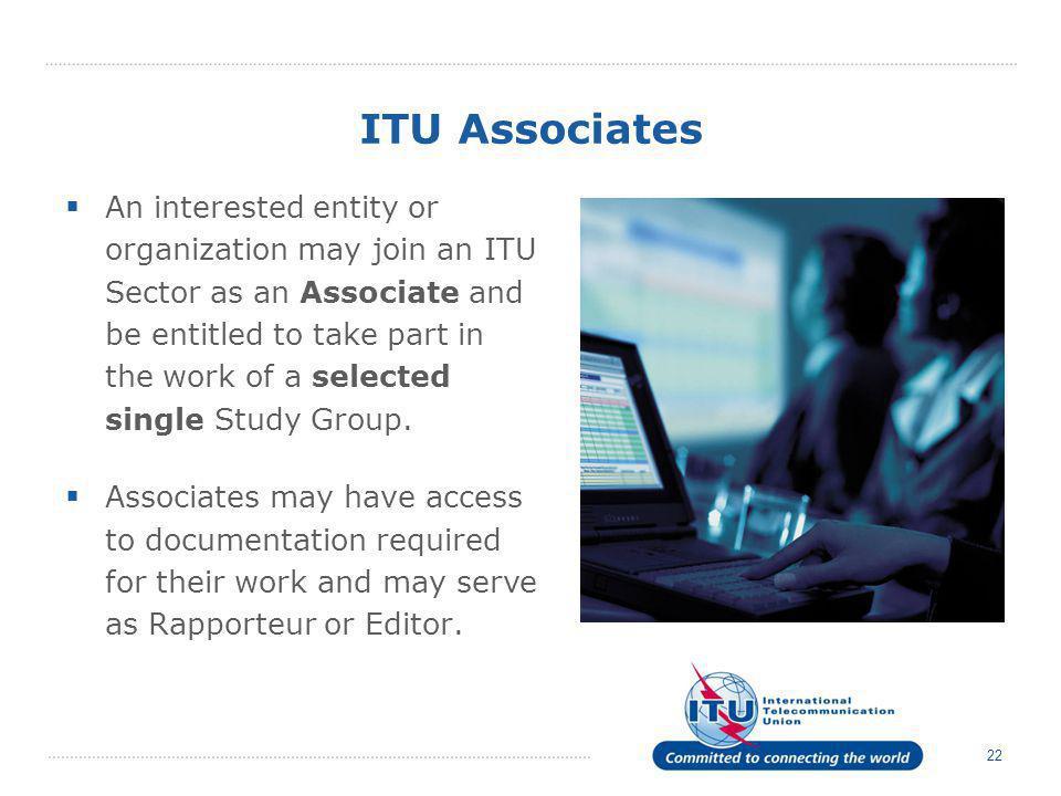 ITU Associates