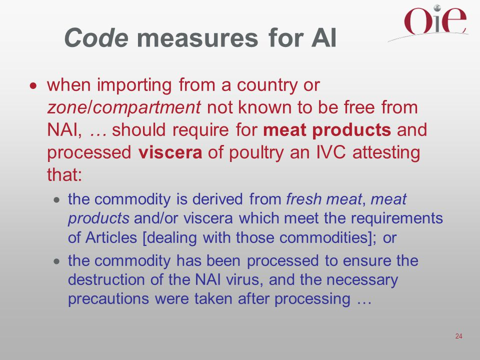 Code measures for AI