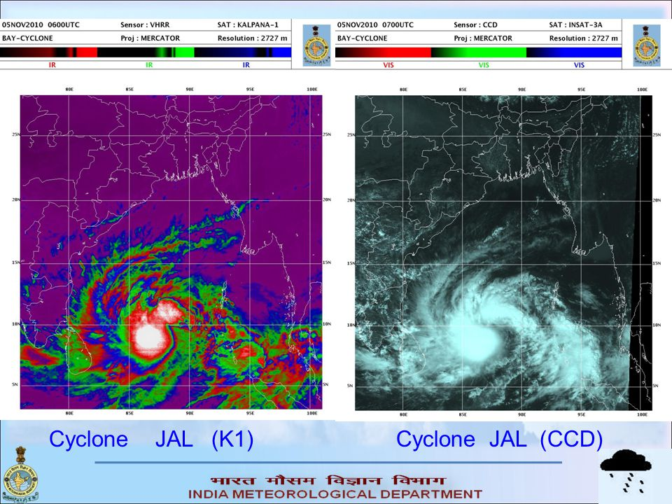 Cyclone JAL (K1) Cyclone JAL (CCD)