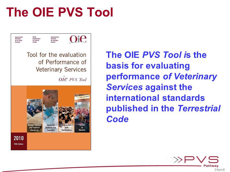 The OIE PVS Tool