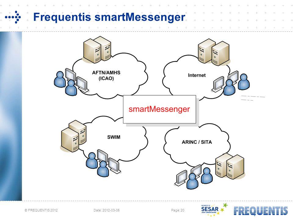 Frequentis smartMessenger