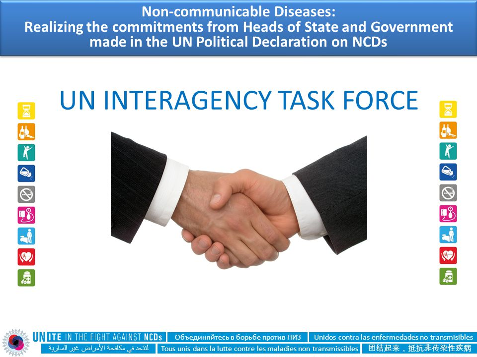 UN INTERAGENCY TASK FORCE