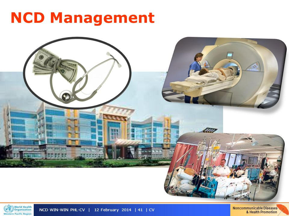 NCD Management