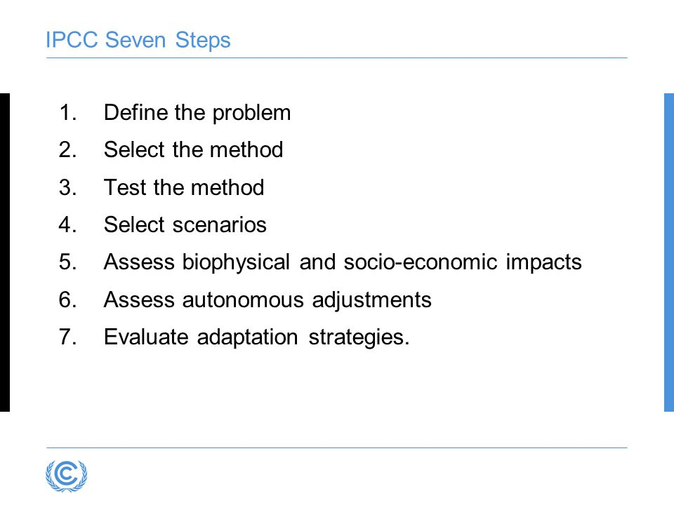 Assess biophysical and socio-economic impacts