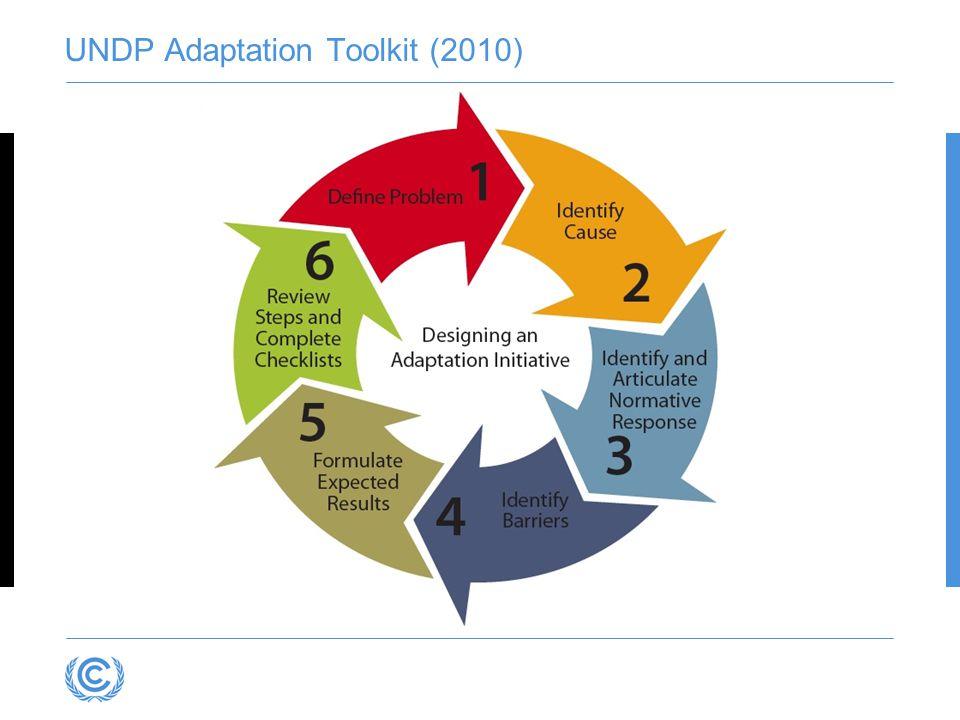 UNDP Adaptation Toolkit (2010)
