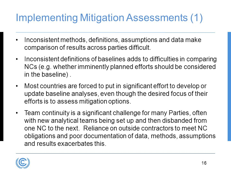 Implementing Mitigation Assessments (1)