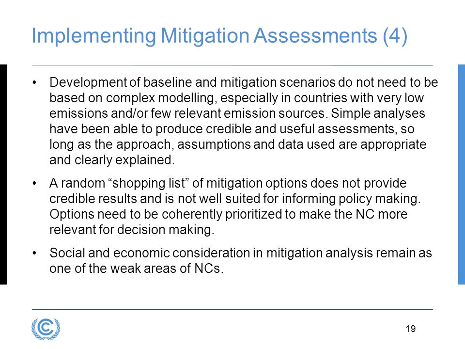 Implementing Mitigation Assessments (4)
