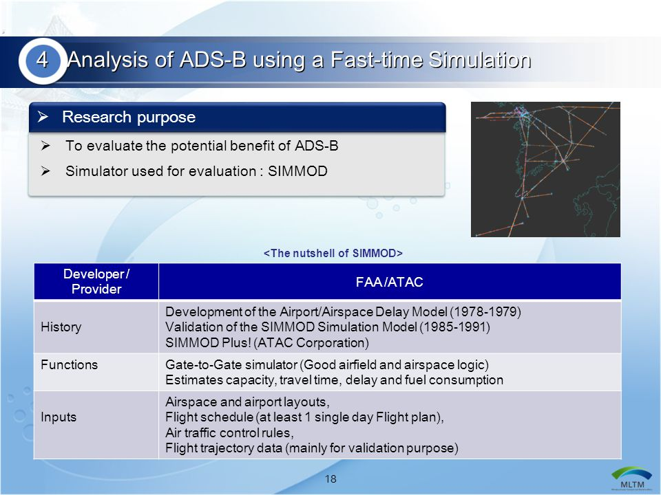 4 Analysis of ADS-B using a Fast-time Simulation