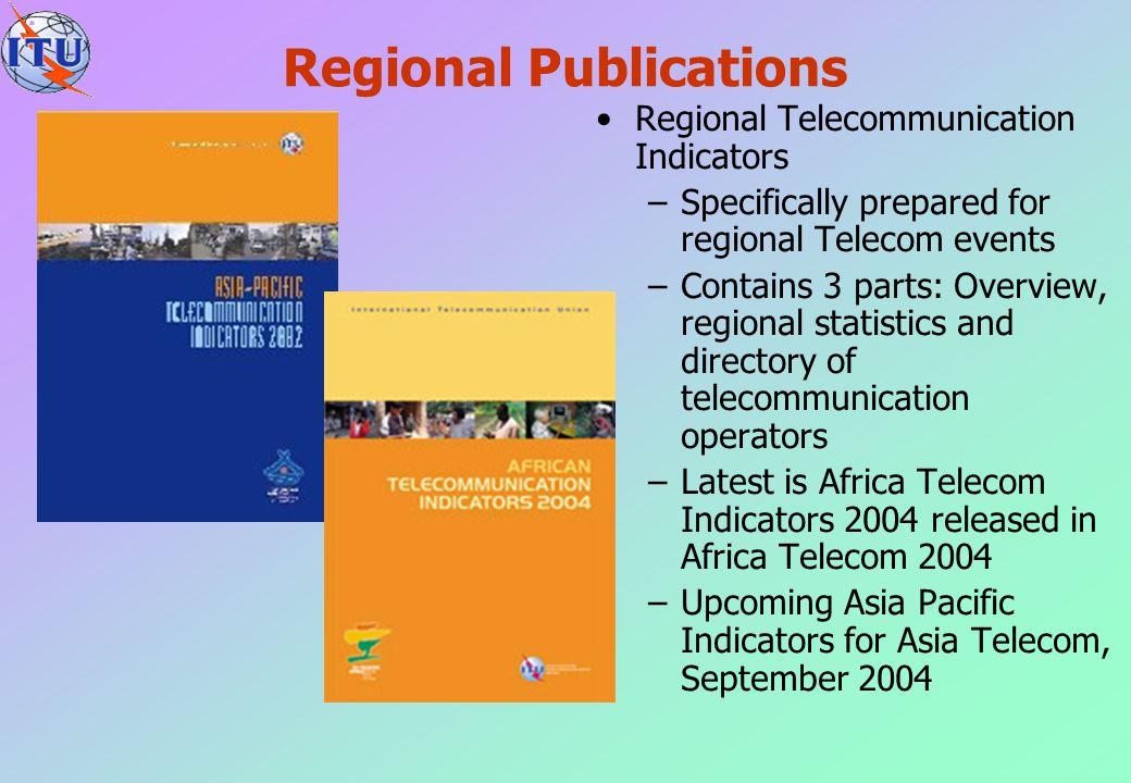 Regional Publications