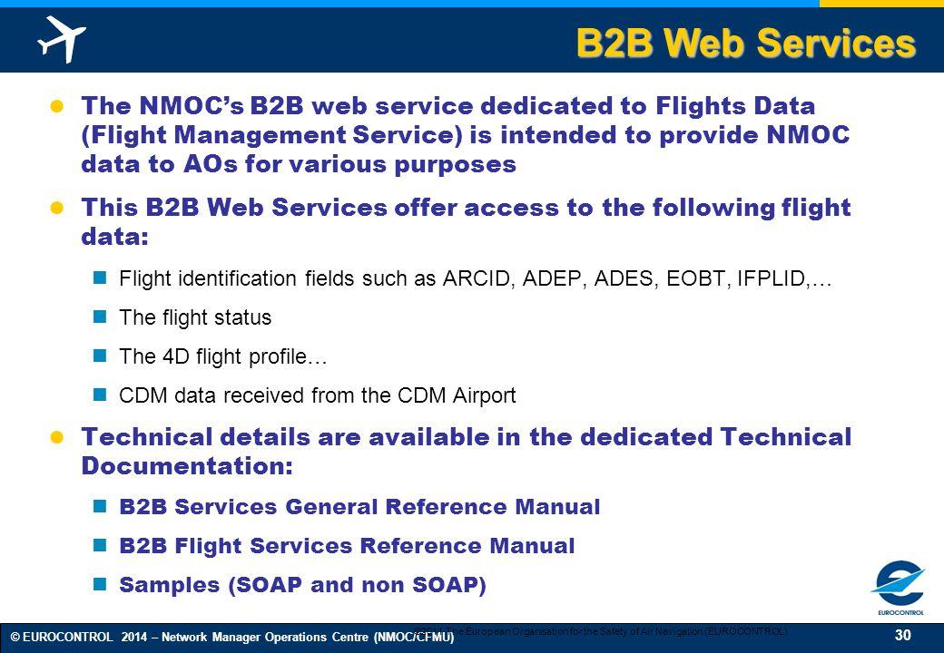 B2B Web Services