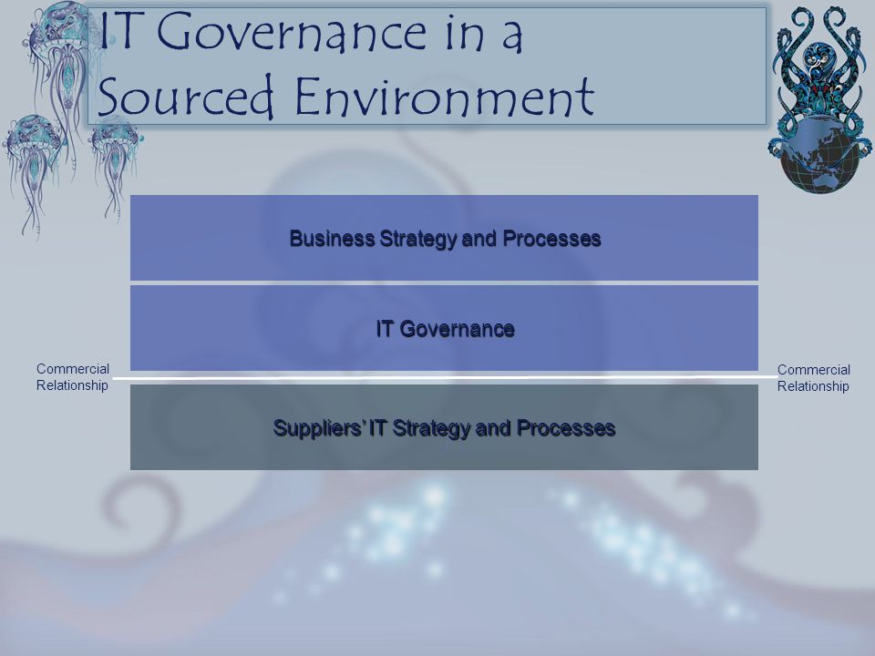 IT Governance in a Sourced Environment
