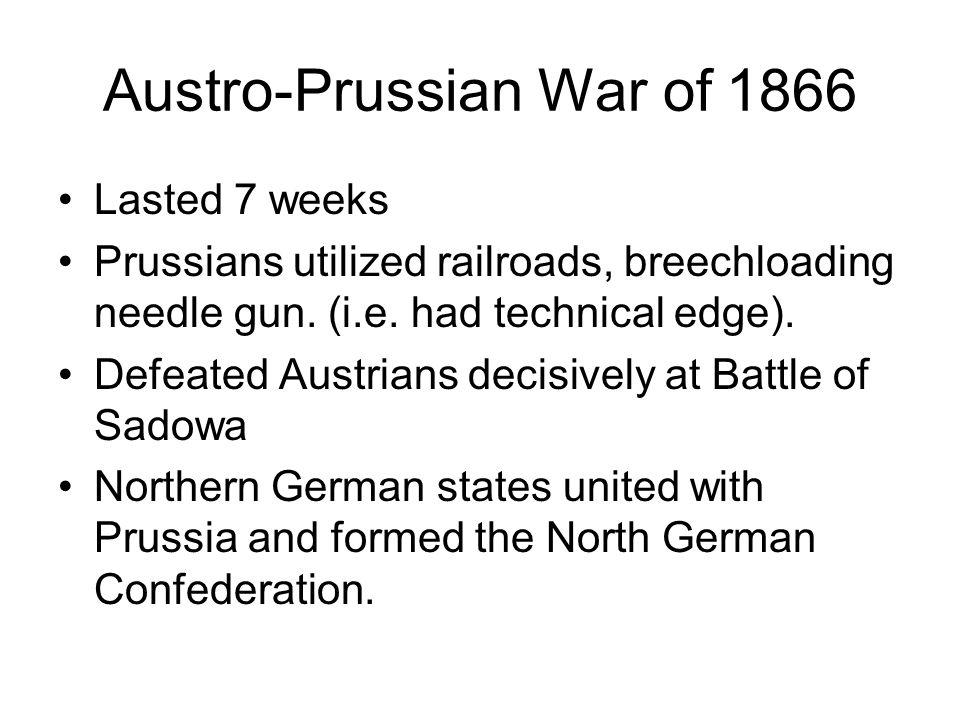 Austro-Prussian War of 1866