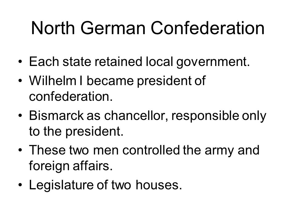 North German Confederation