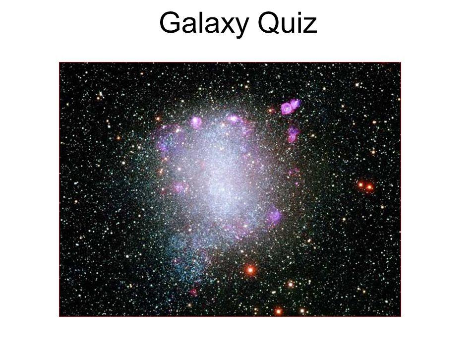 Galaxy Quiz
