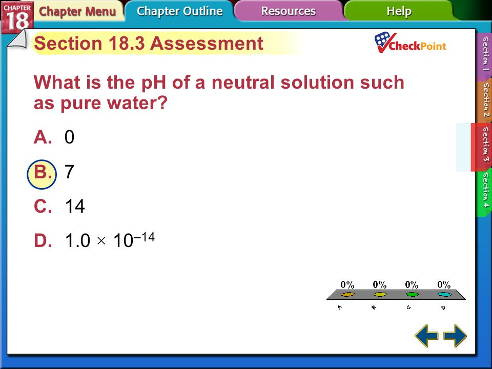A B C D Section 18.3 Assessment