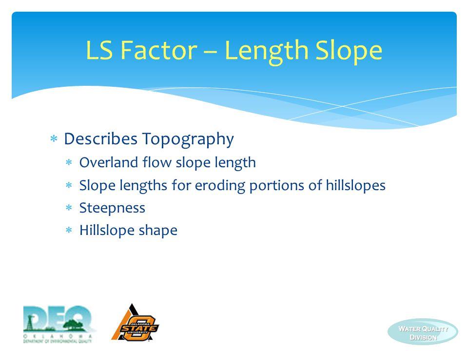 LS Factor – Length Slope