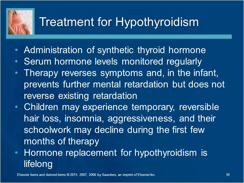 Treatment for Hypothyroidism