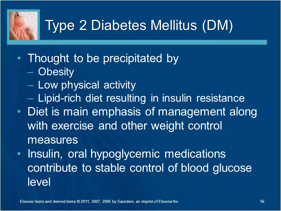 Type 2 Diabetes Mellitus (DM)