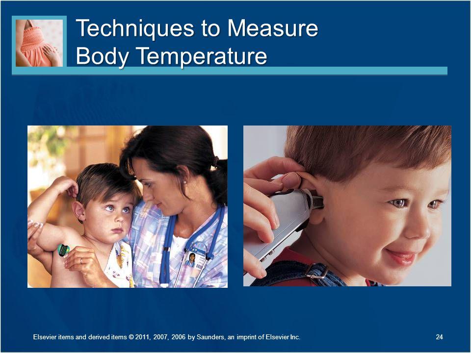 Techniques to Measure Body Temperature