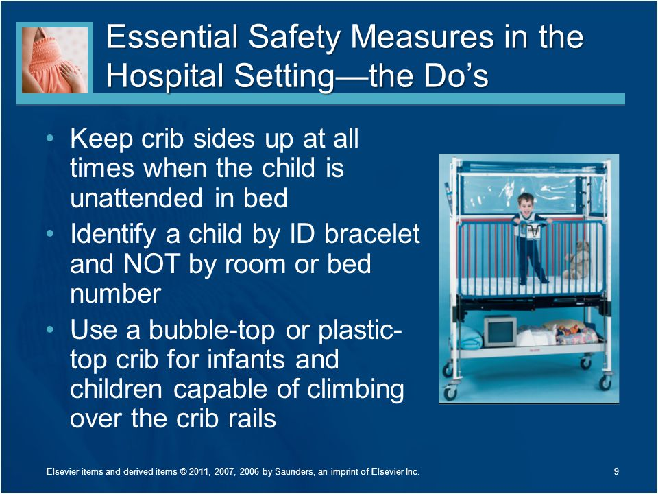 Essential Safety Measures in the Hospital Setting—the Do's