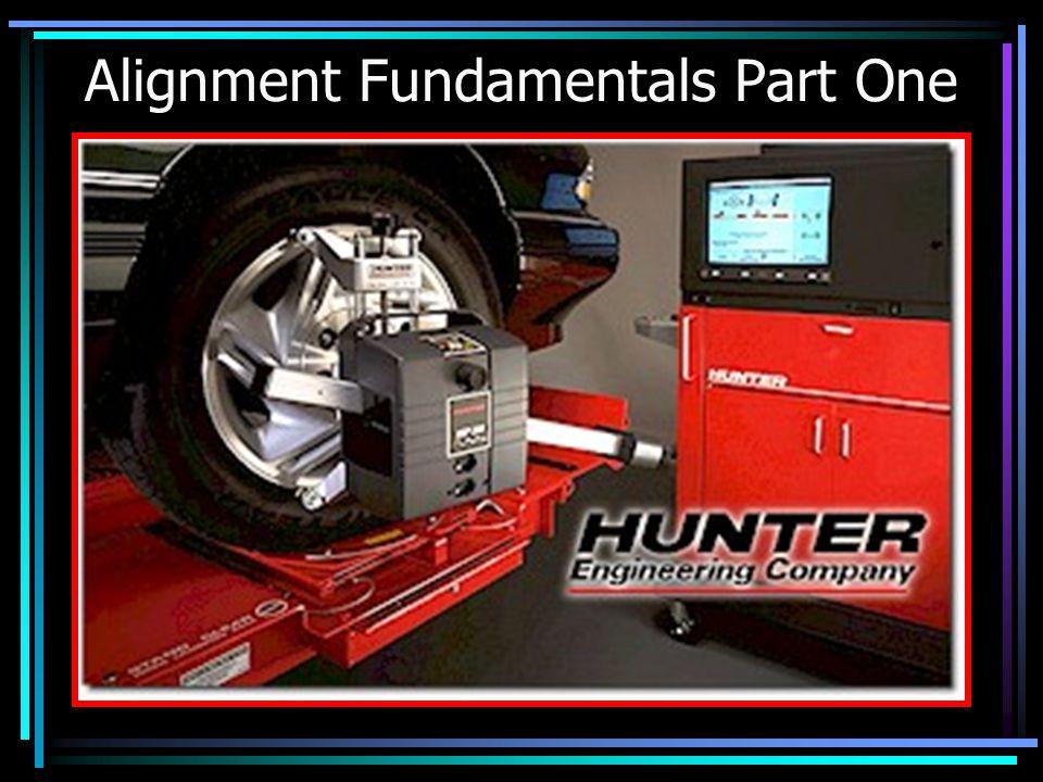 Alignment Fundamentals Part One