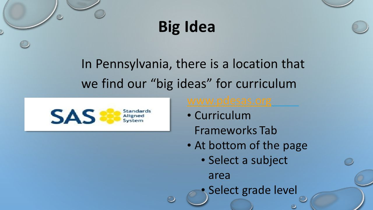 Big Idea In Pennsylvania, there is a location that