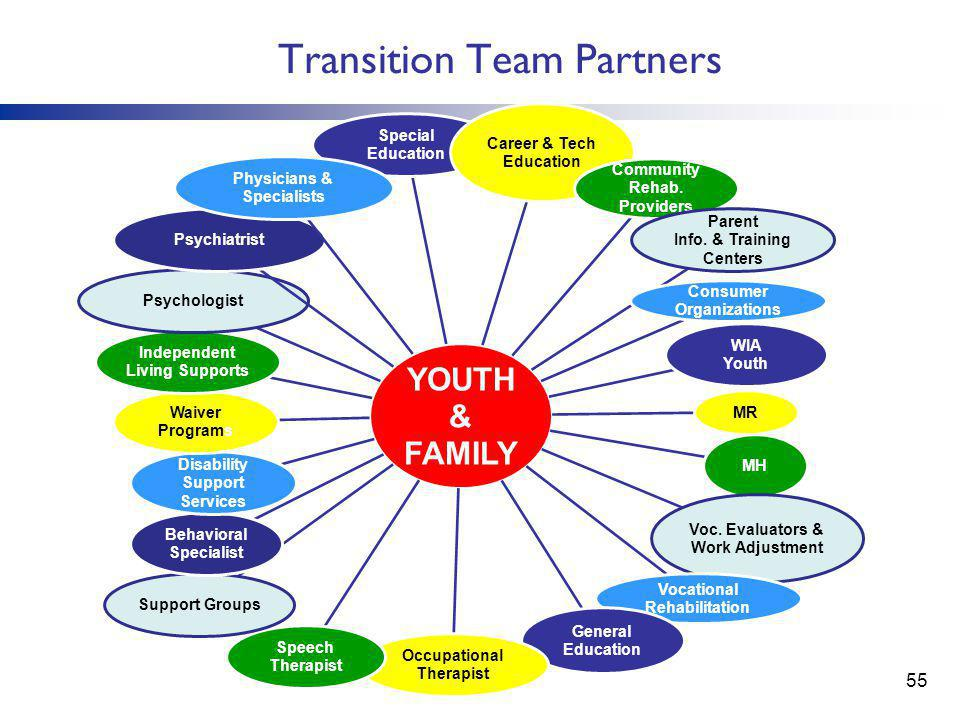 Transition Team Partners