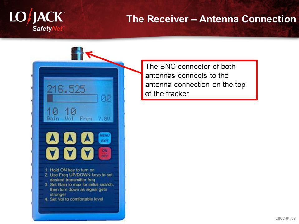 The Receiver - Headphone Jack