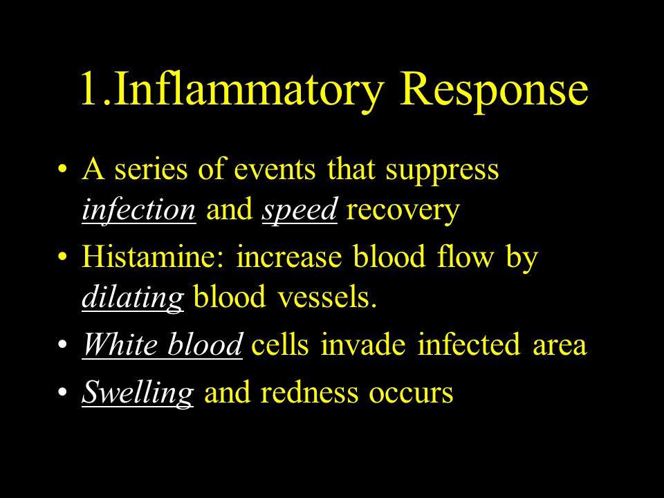 1.Inflammatory Response