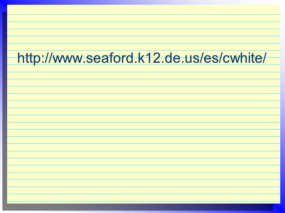 http://www.seaford.k12.de.us/es/cwhite/
