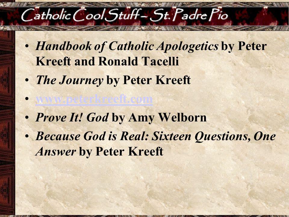 Catholic Cool Stuff – St. Padre Pio