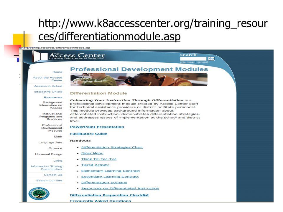 http://www. k8accesscenter