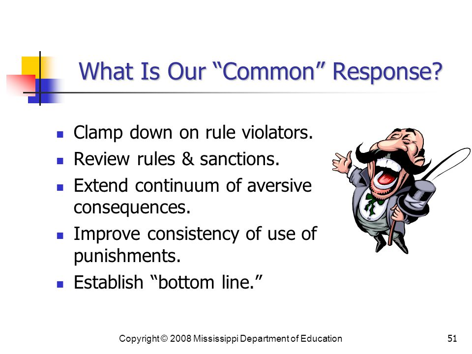 What Is Our Common Response