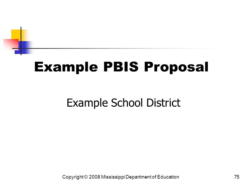 Example School District