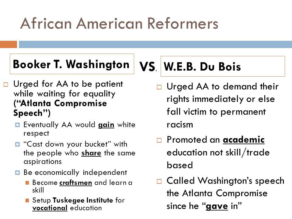 African American Reformers