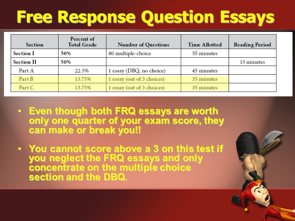 "writing ""killer"" response essays ppt video online   response question essays"