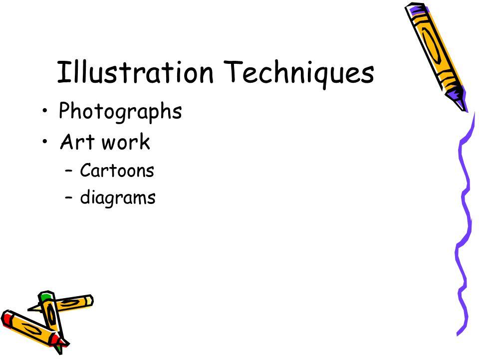 Illustration Techniques