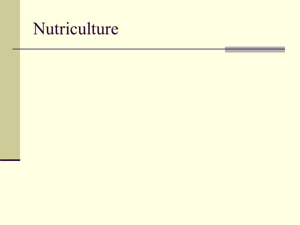 Nutriculture