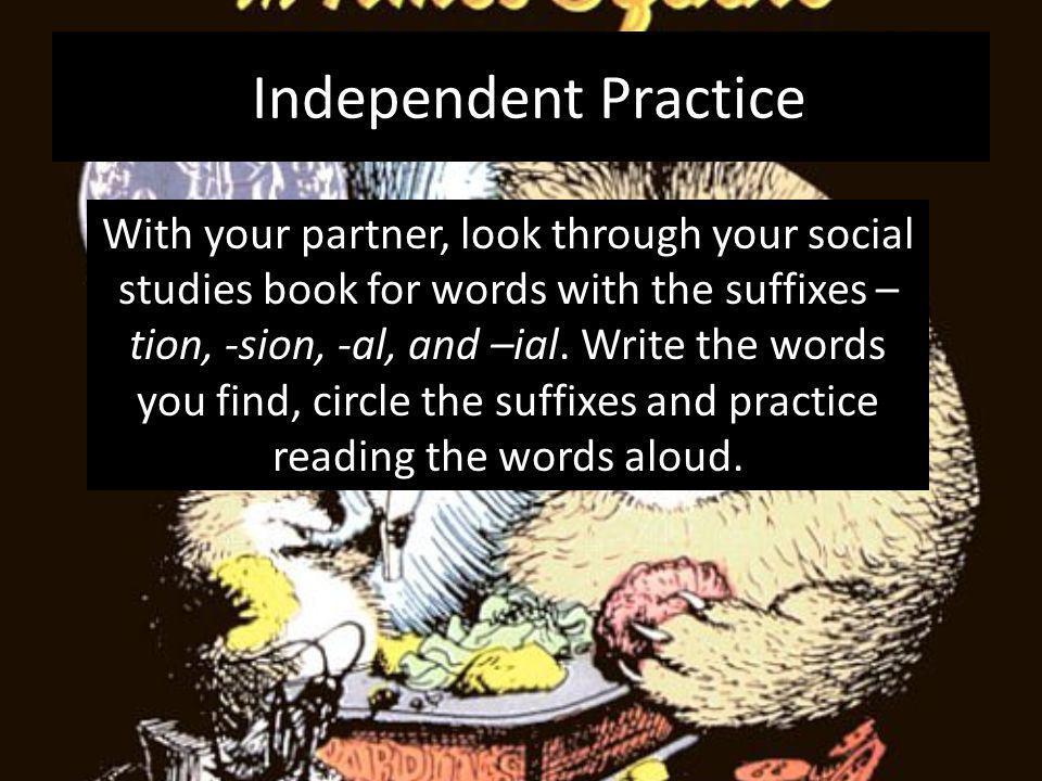 IIndependent Practice